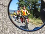 Otesha bike tours