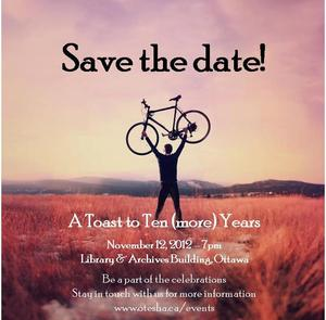 Organic Affair Invite