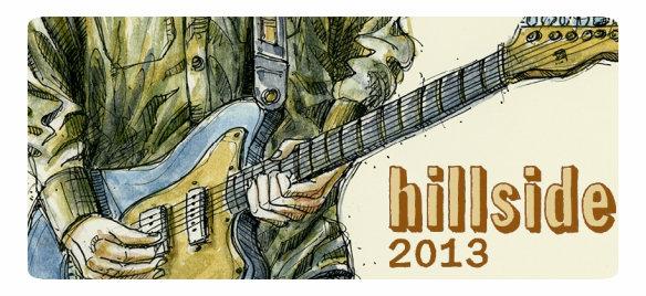 Hillside Festival 2013