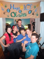 Otesha 10th Birthday!