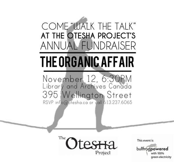 The Organic Affair Invite 2